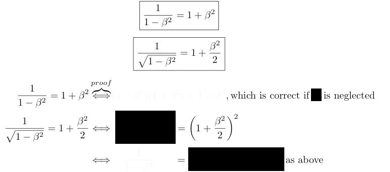 C.E.L.I.A. Cámara Espectroestática de Litografías de Inteferenciación Aplicada. Equations