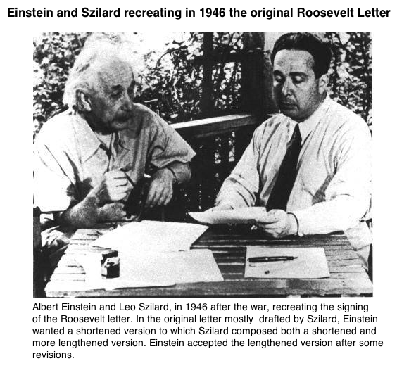 a biography of leo szilard a physicist Genius in the shadows: a biography of leo szilard: the man behind the bomb user review - not available - book verdict the latest in a spate of manhattan project.