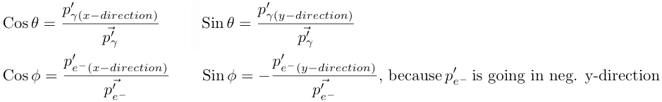 deconstructed compton wave equations