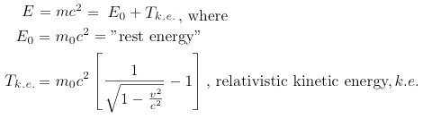 Law of Energy Inertia