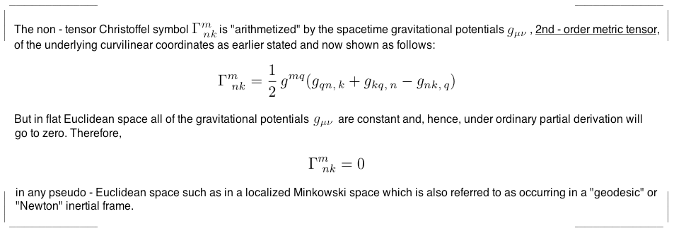 Relativity Calculator - The Geodesic Spacetime Equation