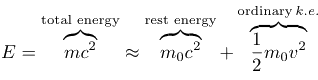 total energy definition