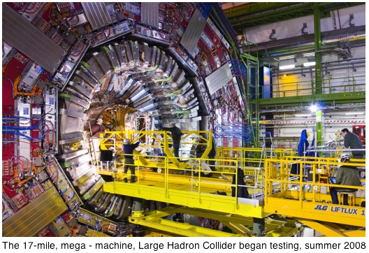 Large Hadron Collider ( LHC )