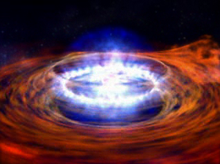 neutron star explosion