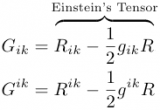 Deriving the Einstein Tensor using the Variational Calculus of Differentiation