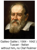 Galileo Galilei ( video )