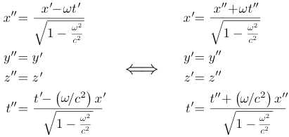 Lorentz Equations