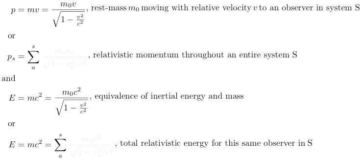 physics conservation laws