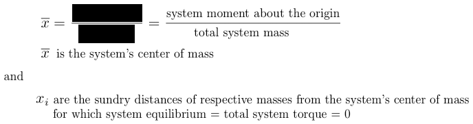definition center of mass cm
