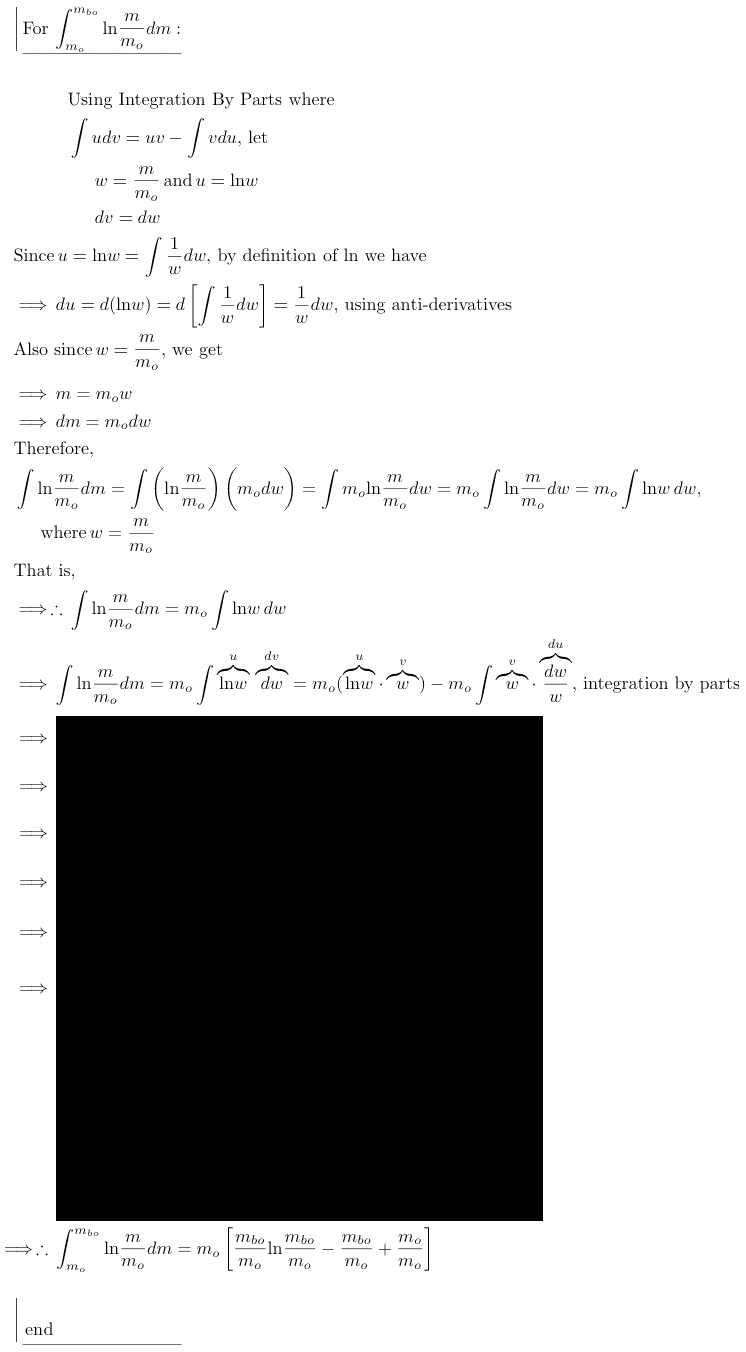 integration by parts calculus